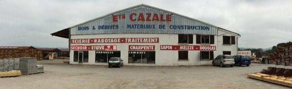 Scierie Cazale - LORP-SENTARAILLE